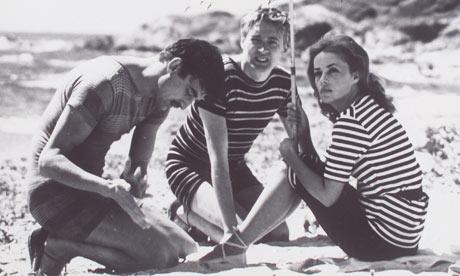 25. Jules et Jim, Jeanne Moreau