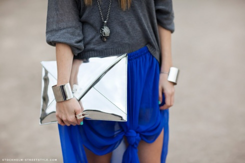 STYLE-IDEALS SILVER CLUTCH 02