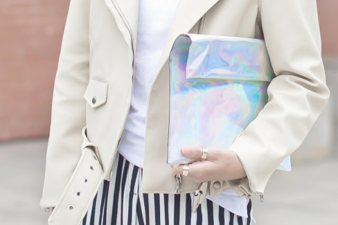 STYLE-IDEALS SILVER CLUTCH 08