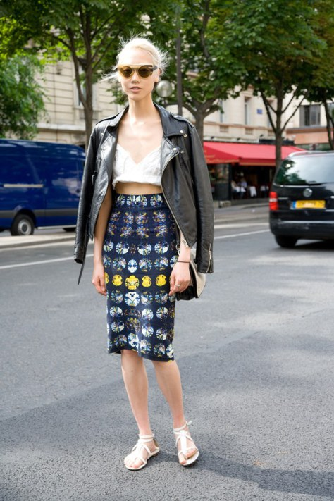 STYLE IDEALS PRINTED SKIRTS 05