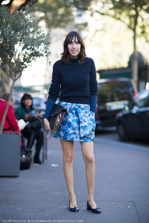 STYLE IDEALS PRINTED SKIRTS 13